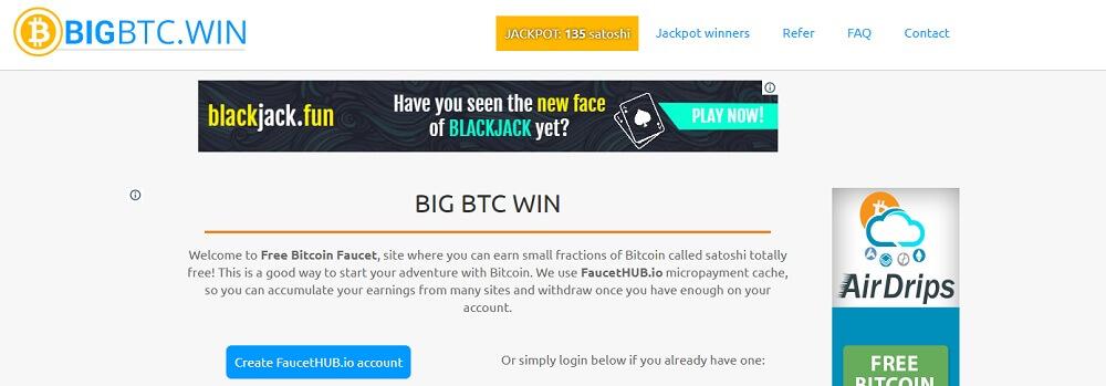 Сервис Bigbtc.win