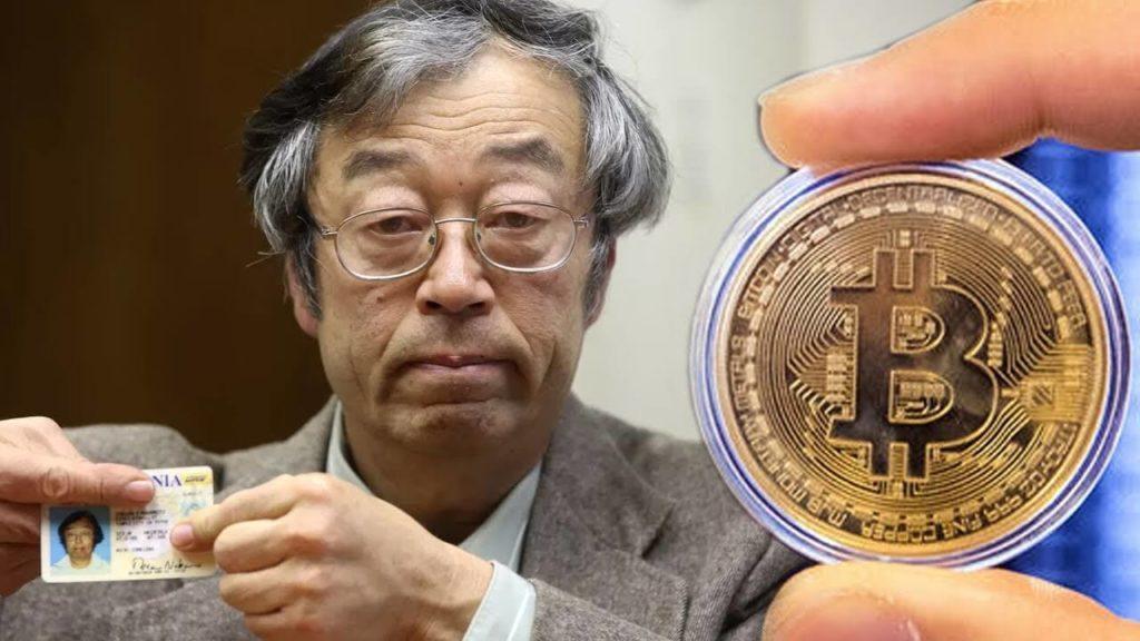 Сатоши Накамото — псевдоним создателя Bitcoin