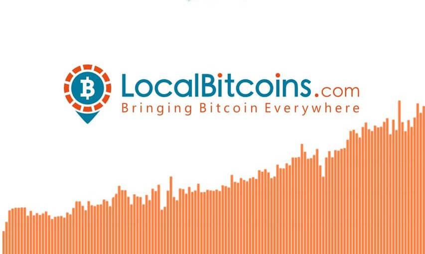Сервис LocalBitcoins