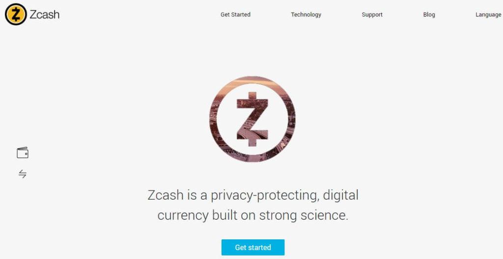 Официальный сайт z.cash