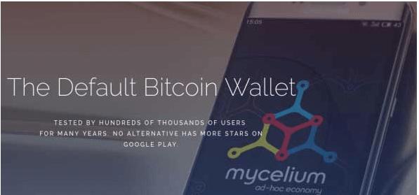Мобильный кошелек Mycelium