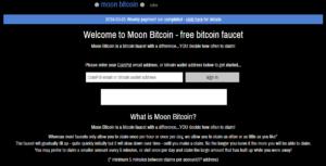 Официальный сайт Moon Bitcoin