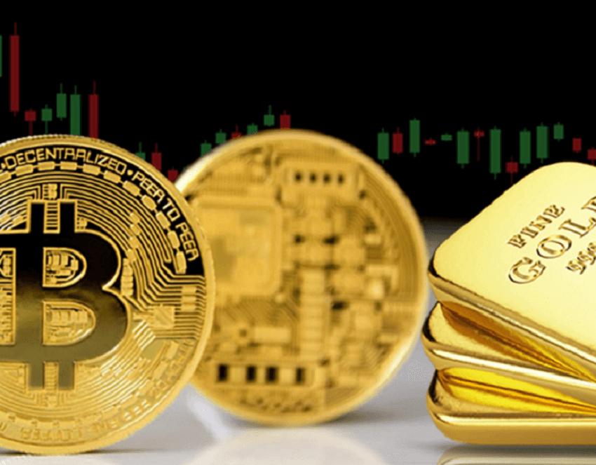 Что лучше, золото или крипта