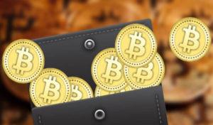 Вывод денег с биткоин-кошелька