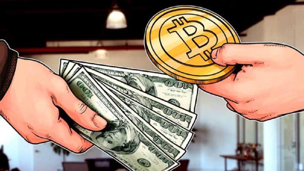 Как обменять криптовалюту на фиатные деньги