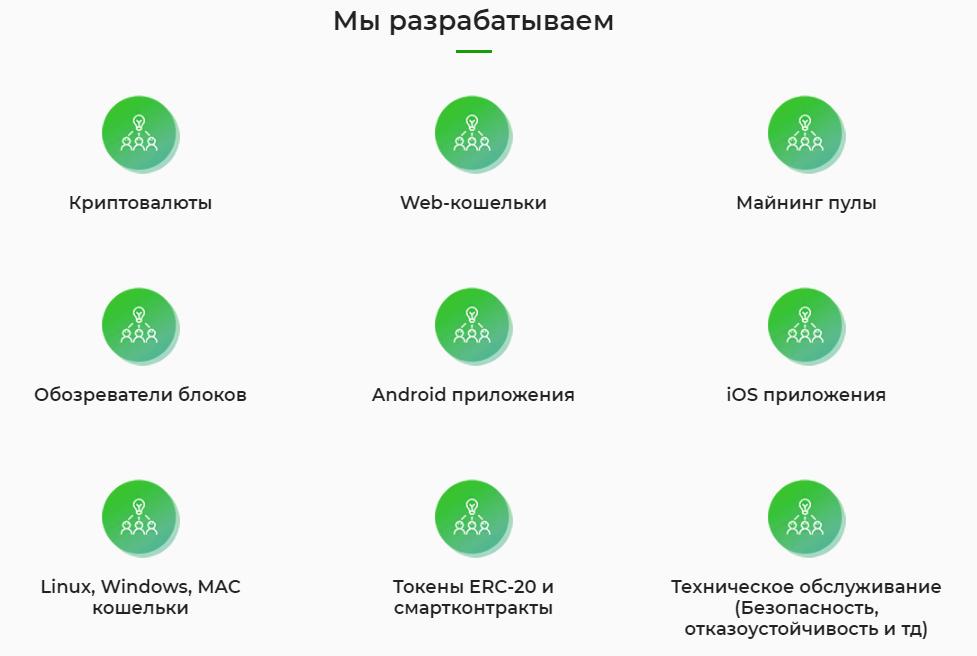 Официальный сайт cryptoteam.me