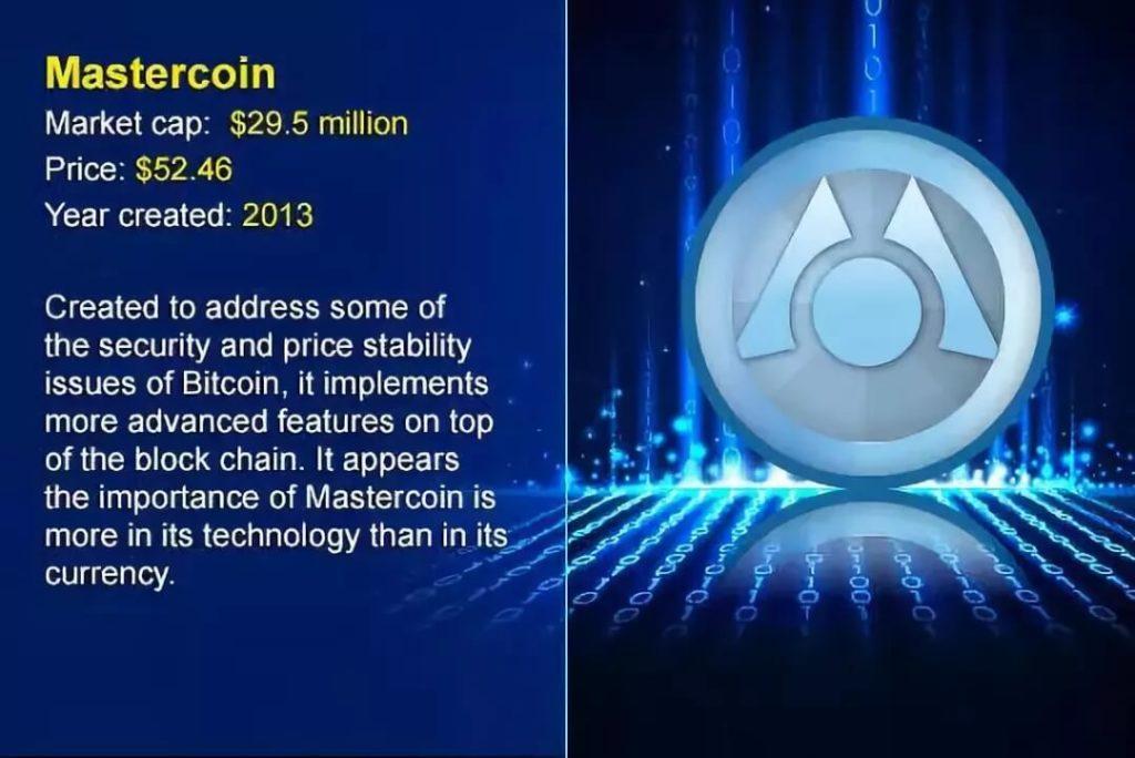 Первое ICO Mastercoin
