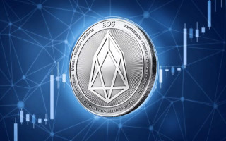 Криптовалюта EOS — график курса к рублю и доллару, майнинг