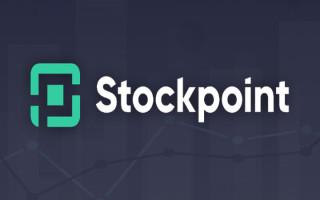 StockPoint (Стокпоинт) – обзор криптовалютной биржи, регистрация, преимущества и недостатки