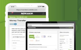 Платежная система Neteller (Нетеллер): регистрация, функционал, карты Net+, возможности