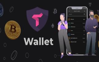 Некастодиальный крипто-кошелек Trustee Wallet: обзор и возможности